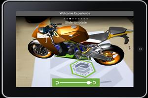 Vuforia View - iPad