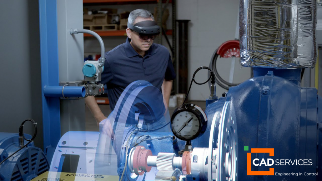 augmented reality - HoloLens 2